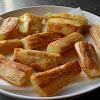 Crispy Yuca Fries – More Uber Than Tuber?
