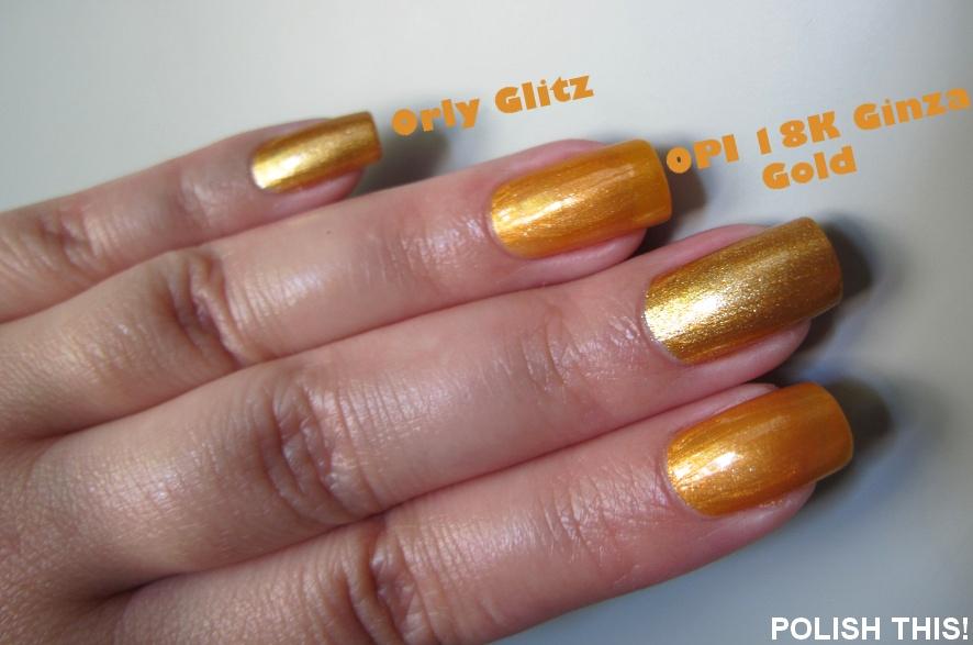 Opi Chrome Silver Nail Polish - Communiquerenligne