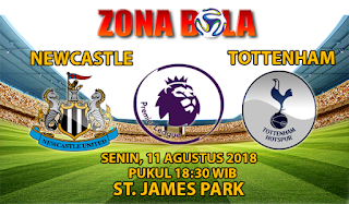 Prediksi Bola Newcastle United vs Tottenham Hotspur 11 Agustus 2018