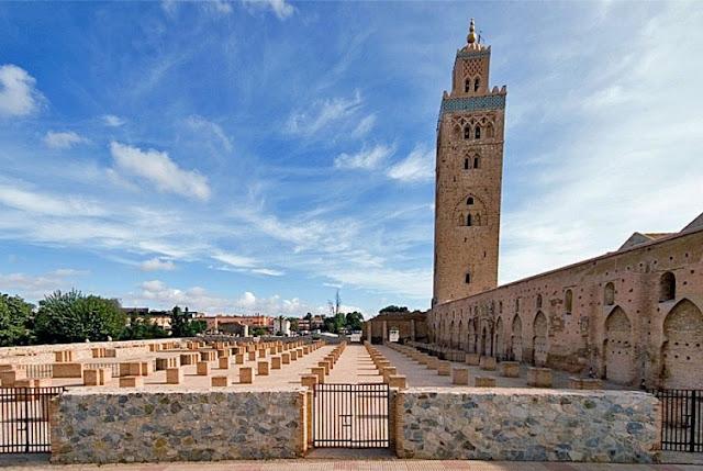15 Ribu Masjid di Maroko akan Ramah Lingkungan