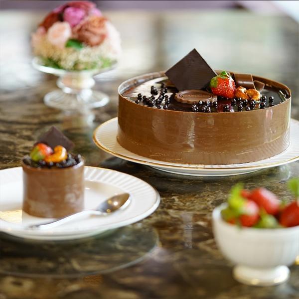 REVIEW MAKANAN DI CAFE THE HARVEST PATISSIER & CHOCOLATIER SEMARANG