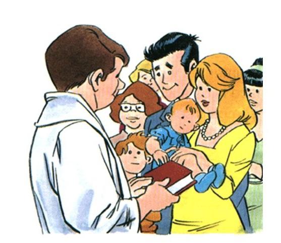 Os Padrinhos De Batismo São Pais Segundo Deus E Têm Sete Tarefas