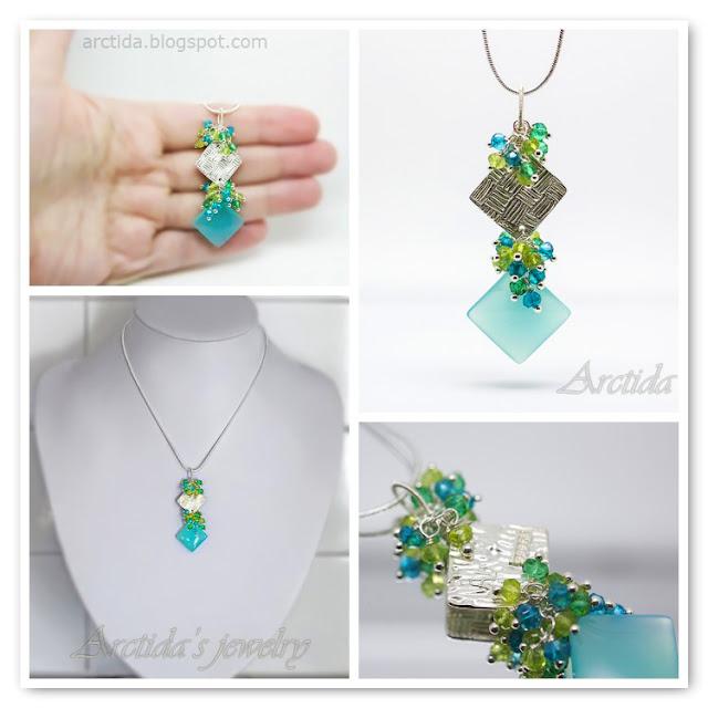 http://www.arctida.com/en/home/121-square-gemstone-necklace-apatite-chalcedony-peridot-green-quartz-fine-silver-velina.html
