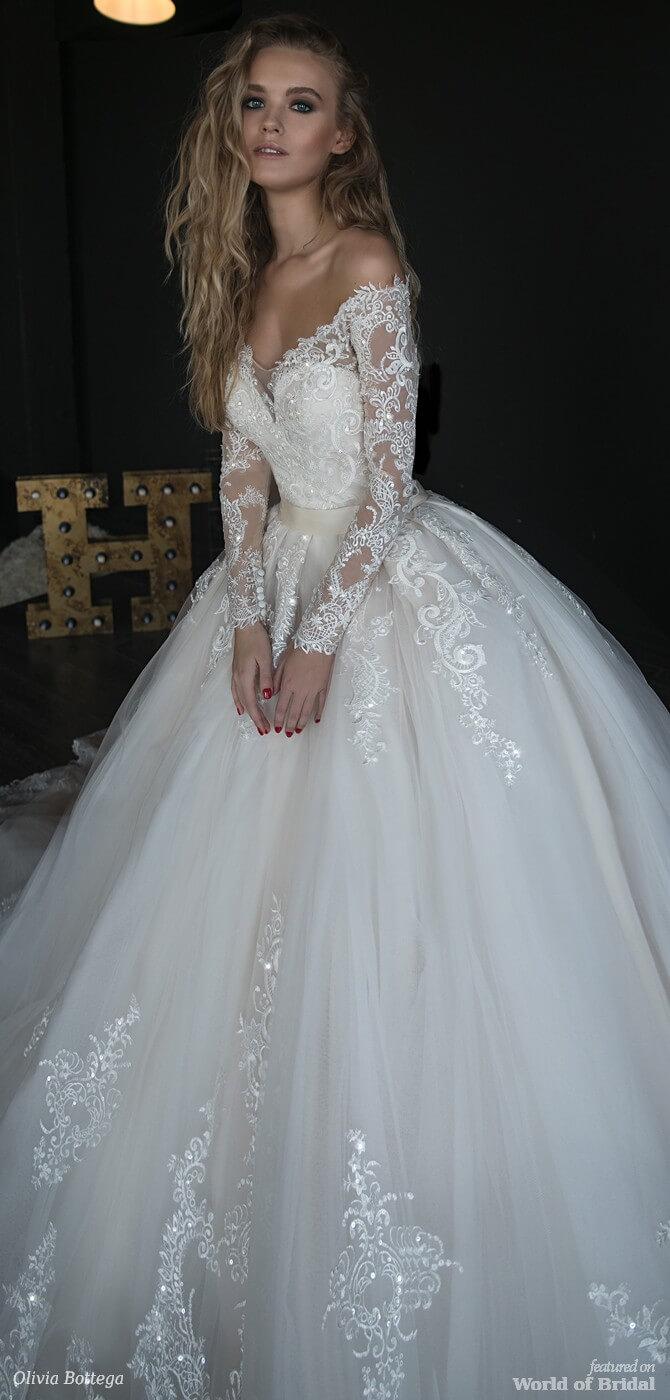 Olivia Bottega 2018 Wedding Dresses - World of Bridal