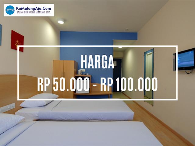 Hotel di Malang Harga 50ribu sampai 100ribu