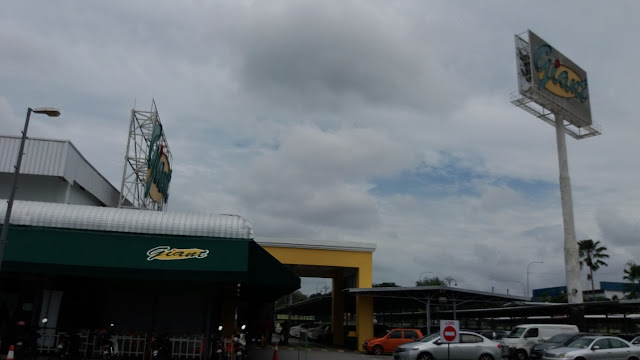 Giant Hypermarket Sungai Petani