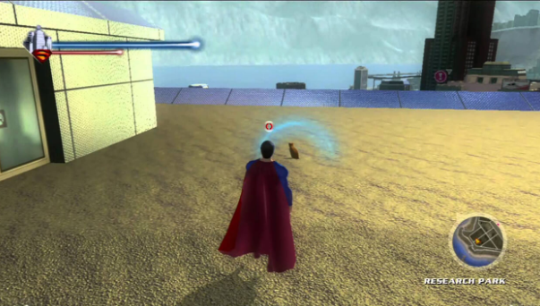 تحميل لعبة سوبر مان Super Man برابط مباشر مجانا