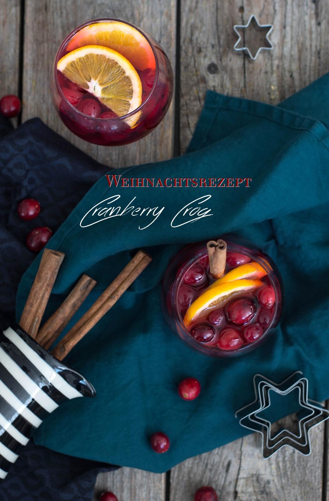 Winterrezept: Cranberry Crog