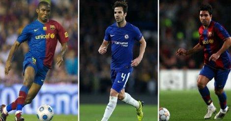 Chelsea-Barça : Les 12 joueurs qui ont porté les deux maillots