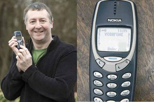 17 सालों से नोकिया 3310 यूज कर रहा है ये अंग्रेज, वाशिंग मशीन में भी धुल गया तब भी नहीं हुआ खराब