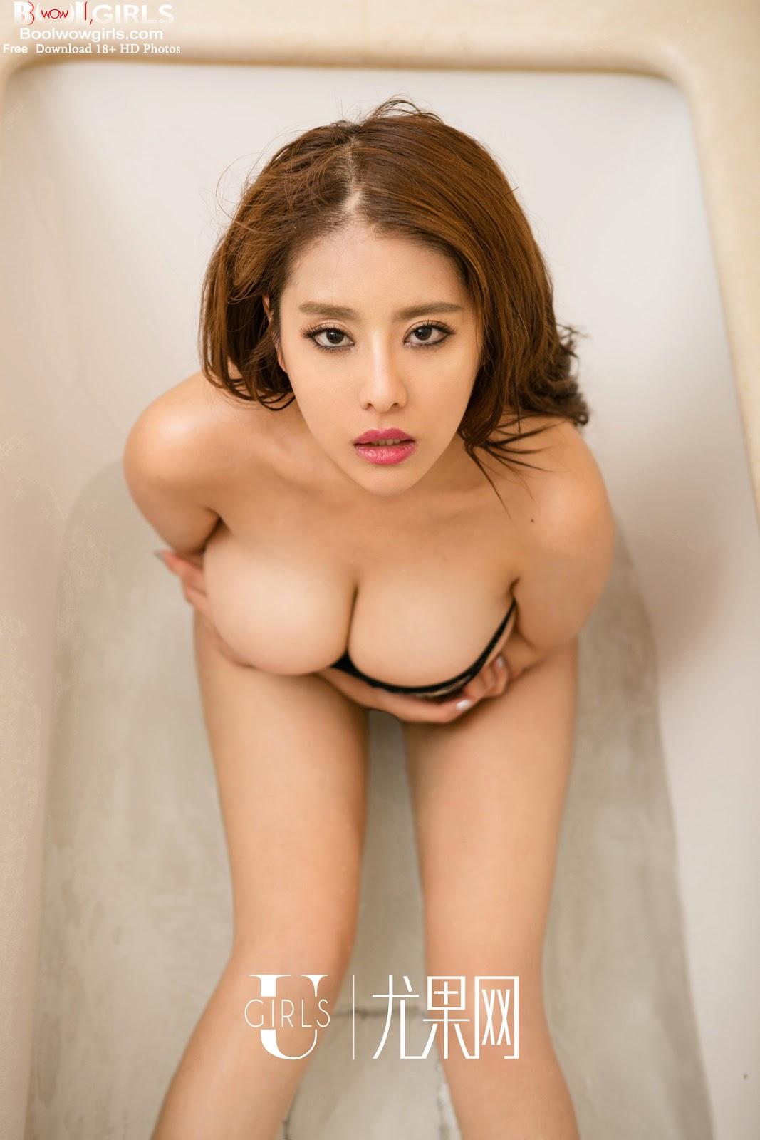 Jessica Wang  nackt