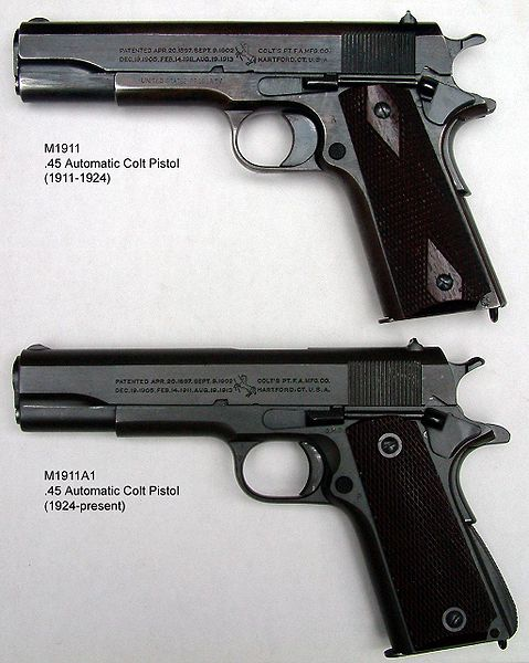 Old School Guns: Terminator 5 and classic guns