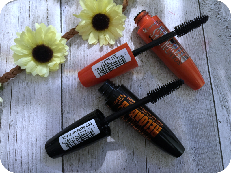 rimmel scandaleyes reloaded mascara brushes