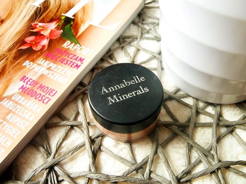 Annabelle minerals cienie