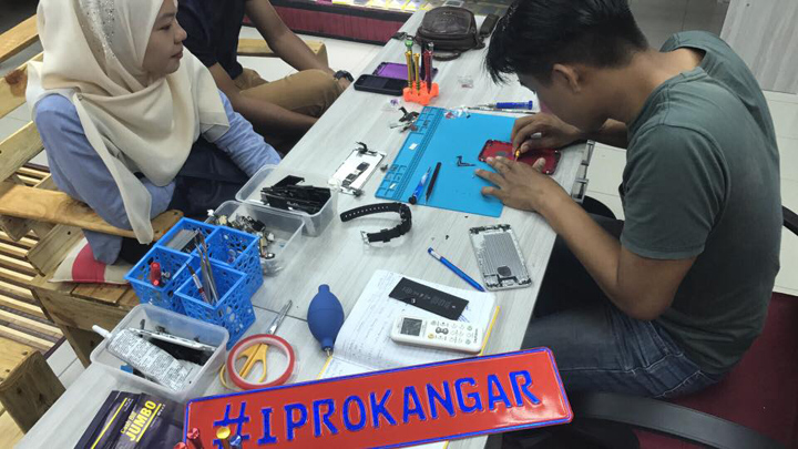 Ipro Gadget Fix - Pakar Repair iPhone di Perlis