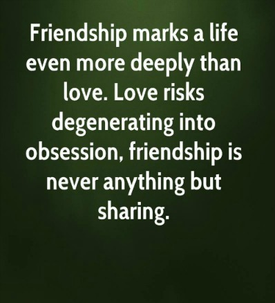 Friendship DP with Quotes