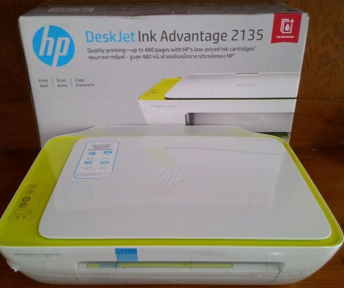 Driver Printer Hp Deskjet Ink Advantage 2135 Terbaru 2020 Bedah Printer