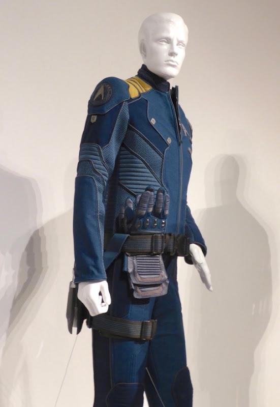 Pavel Chekov Star Trek Beyond Starfleet Survival Suit