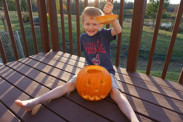 Porter's Pumpkin