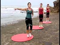 Feni Rose Cegah Pembuluh Darah Jantung Tersumbat dengan Aerobik, Zumba, dan Yoga
