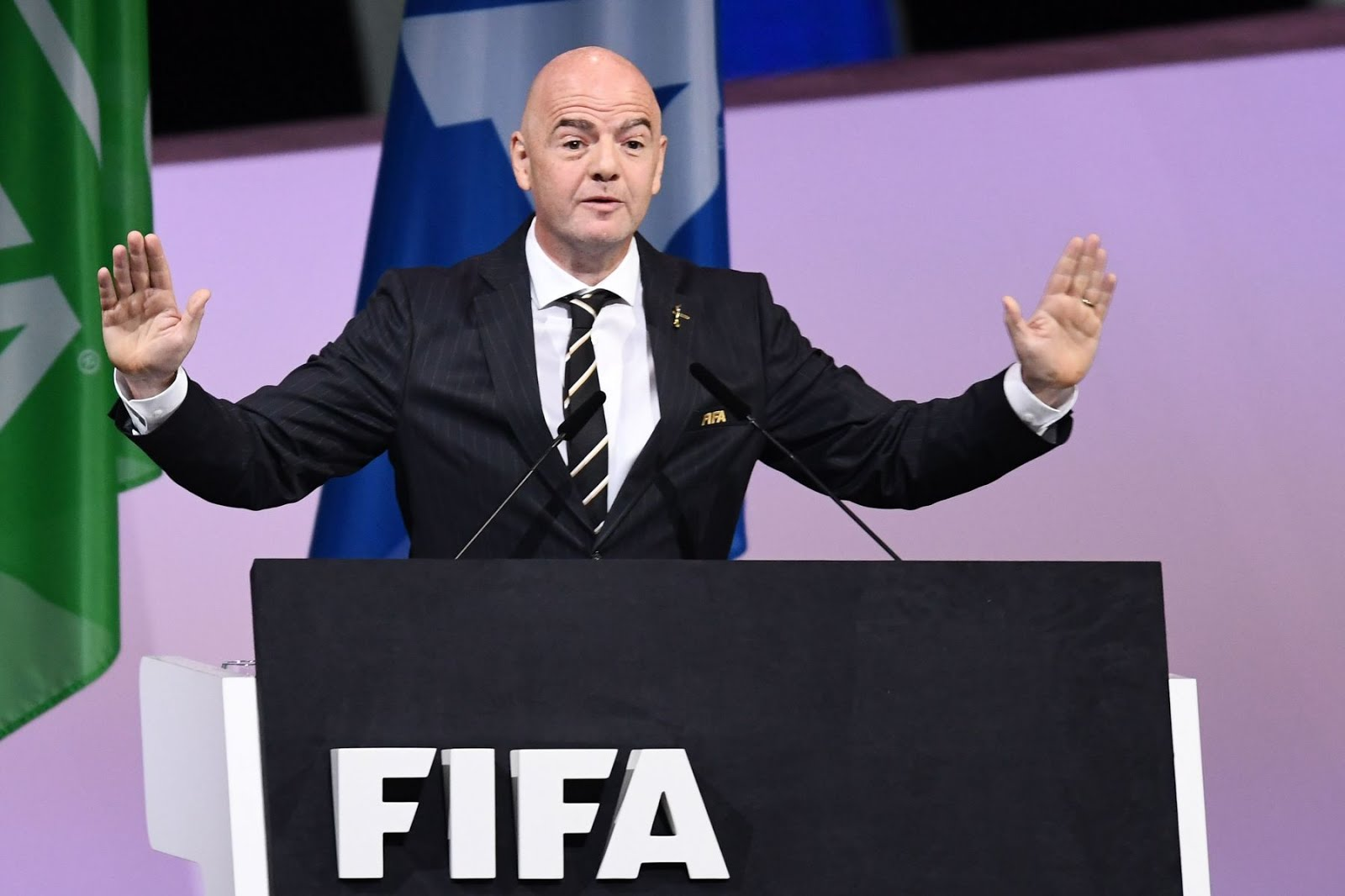 Bantu WHO Lawan Virus Corona, FIFA Akan Donasikan Rp150,8 Miliar