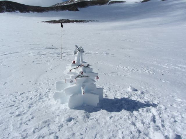Christmas in Antarctica image