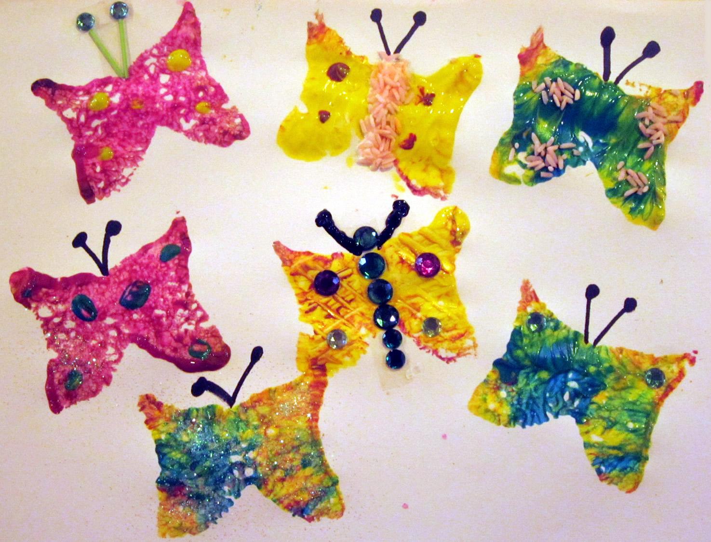 Butterfly Art For Preschool