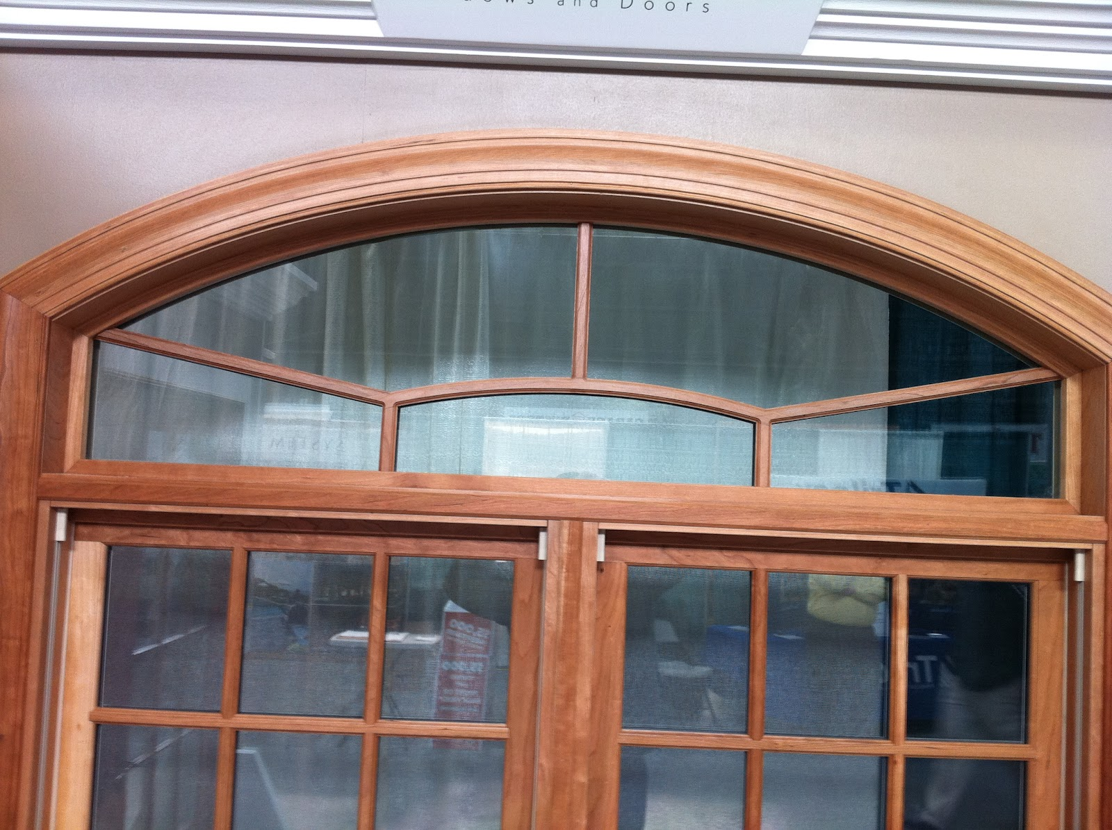 Otg At The Sonoma Home Show With Marvin Windows Ot Glass