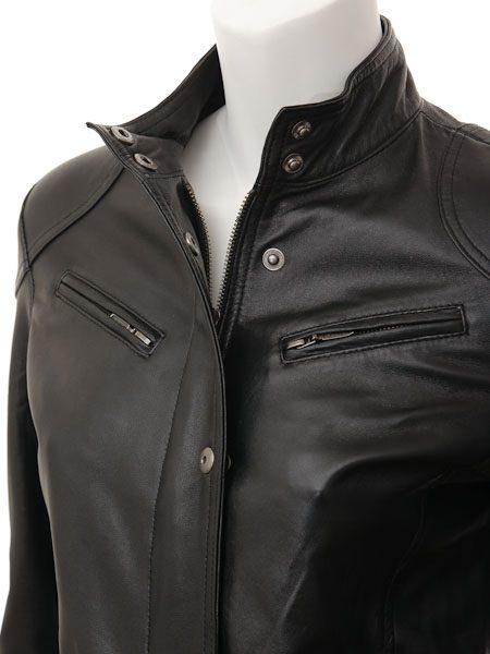 Jaket Kulit Wanita JKW 001