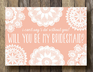 Buy this Bridesmaid Propsosal on Etsy!