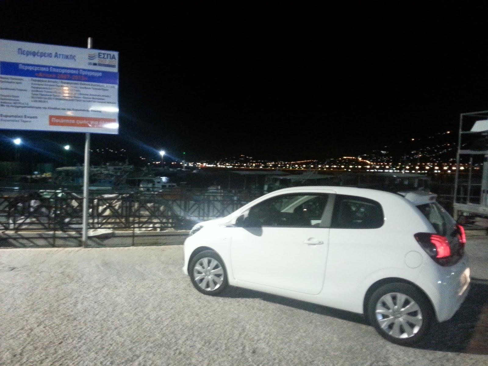 neww Χιλιάρι Peugeot 108 χωρίς οροφή: Λέει;