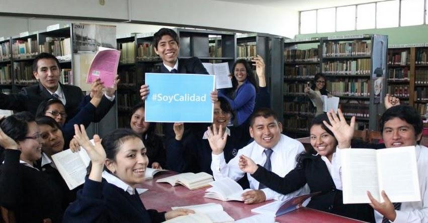 SINEACE elabora diagnóstico para conocer perfil de los comités de calidad de Macrorregión Sur - www.sineace.gob.pe