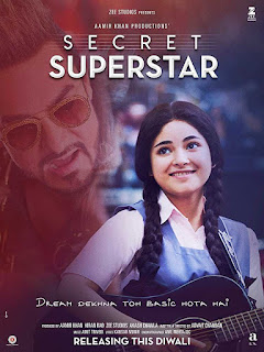 Secret Superstar (2017) Full Movie Hindi 720p