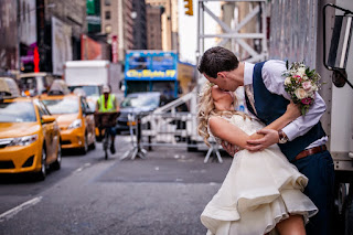 romantic wedding photography in New York