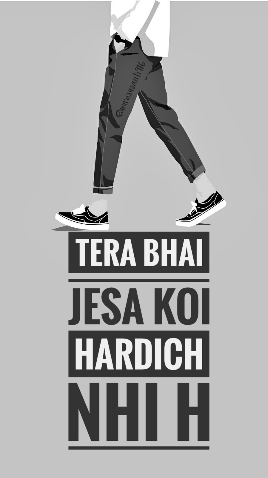 hindi Quote Mobile Wallpaper