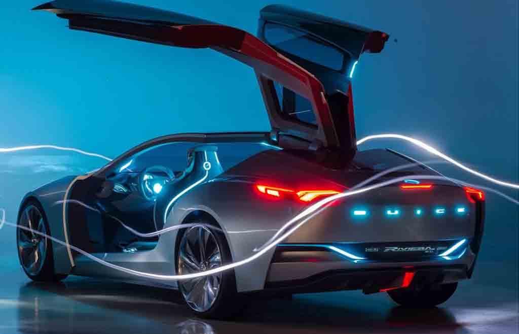 2017 Buick Riviera Engine Specs