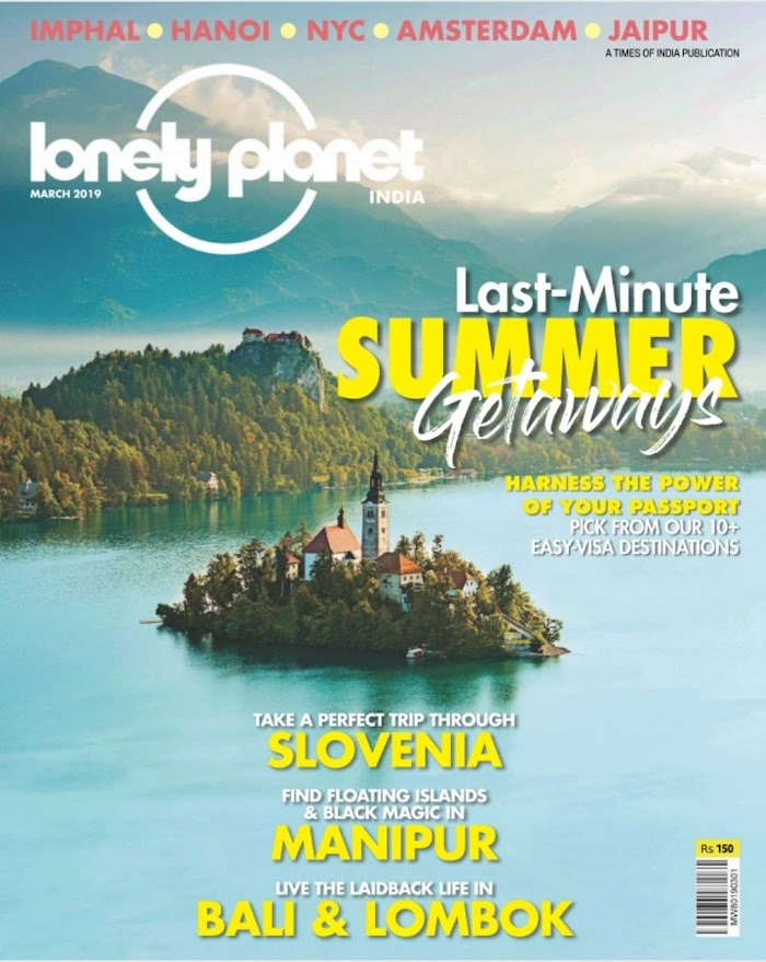 Lonely Planet India March 2019 PDF Download