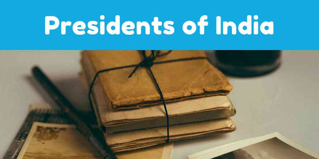 List of Presidents of India from 1950 to Present