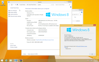 Windows 8/8.1 pro x64 preactivated