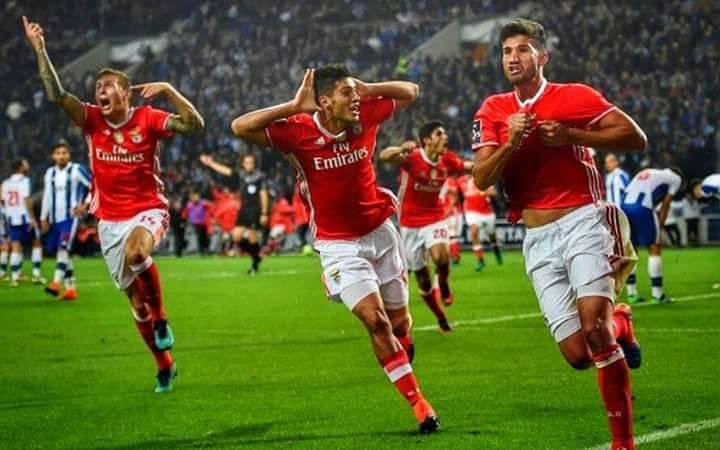 O Fura-Redes  FC Porto 1-1 Benfica  ajuste de contas 9d339ac149220