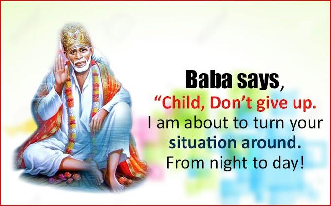 Shirdi Sai Baba's Direct Order To Do Stavan Manjari Parayan During Mahaparayan