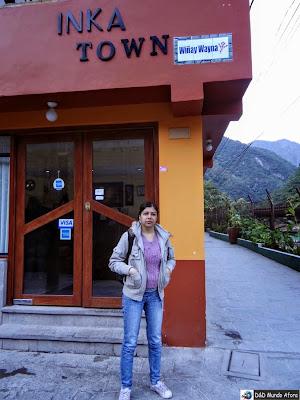 Hotel Inka Town - Águas Calientes - Peru