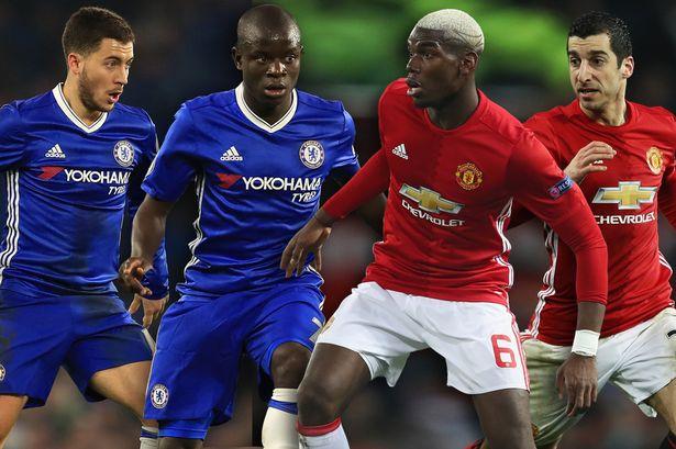 Chelsea vs Manchester United EN VIVO por la Premier League