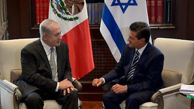 México e Israel concordam em atualizar acordo de livre-comércio
