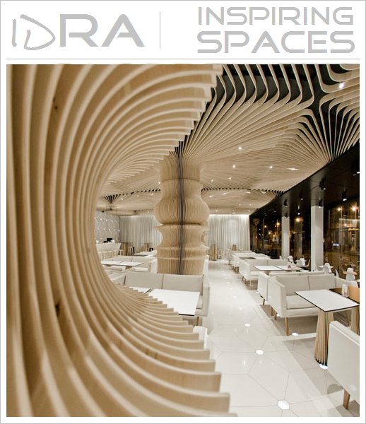 IDRA The Agency: Inspiring Spaces: Graffiti Cafe By Mode