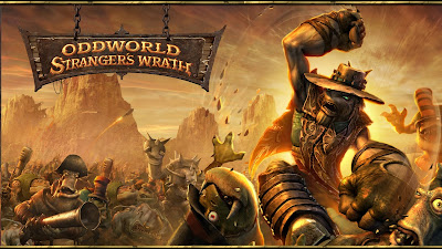 Download Game Android Gratis Oddworld Strangers Wrath apk + data