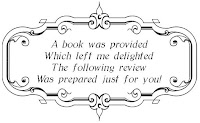 A book was provided whcih left me delighted. The following review was prepared just for you!