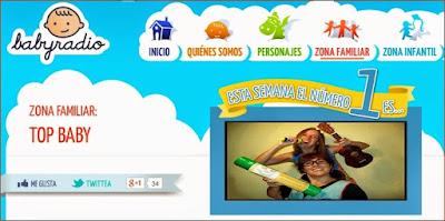 Babyradio: la radio infantil para niños y niñas