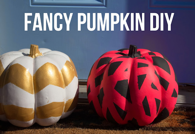Fancy Pumpkin DIY!