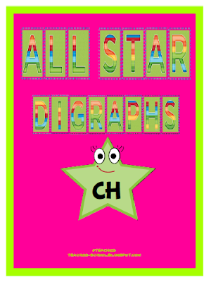 http://www.teacherspayteachers.com/Product/All-Star-Digraphs-CH